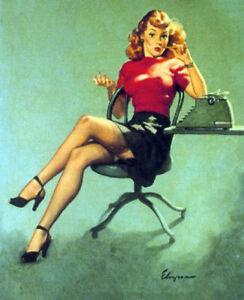 Stockings upskirt secretary nylons