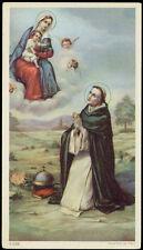 "santino-holy card""""ediz. NB serie 3  n.238 S.DOMENICO DI GUZMAN"