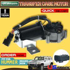 Hummer GM OEM 06-10 H3 Transfer Case-Actuator Shift Motor 89059688