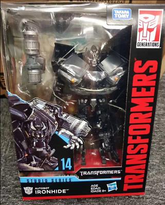 Hasbro deformation toys SS Series voyager class Studio Series SS14 sheet meta