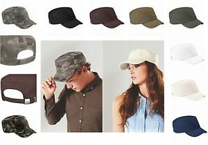 Armycap-Military-Muetze-Camouflage-Target-Kuba-Fidel-Kappe-Cappy-Army-Urban-Cap