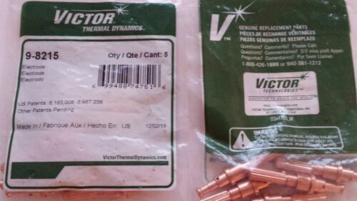 GENUINE Thermal  Dynamics 9-8215,9-8210 for SL60//SL100 Plasma Cutter Consumables