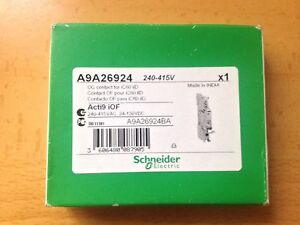 SCHNEIDER-CONTACT-OF-for-iC60-iID-A9A26924-CONTACTO-AUXILIAR