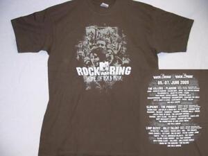 Rock-am-Ring-2009-Crowd-T-Shirt-Size-L-Neu