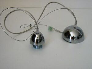 Cavi Per Lampadari A Sospensione.Attacco Per Lampadario Sospensione Cavo Acciaio Ebay
