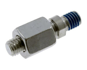 Mirror-Adapter-M8-x-1-25-on-M8-x1-25mm-Right-Hand-Thread-Chrome-Adapter-Mirror