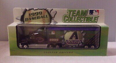 1999  OHIO STATE BASKETBALL FORD AEROMAX TRAILER//WHITE ROSE COLLECTIBLES