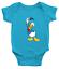 Infant-Baby-Rib-Bodysuit-Clothes-shower-Gift-Donald-Duck-Classic-Walt-Disney thumbnail 5
