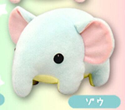 Yume Kawa Zoo Animal 6/'/' Elephant Amuse Prize Plush Anime Manga NEW