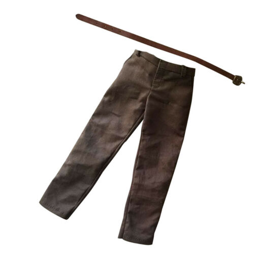 12 /'/' Action Figure Pants 1//6 Scale Zubehör