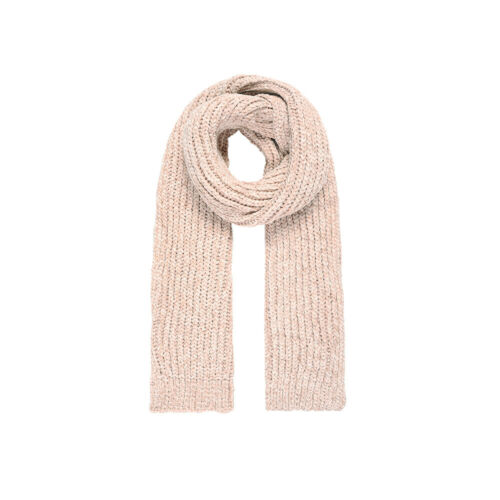 Intrigue Womens//Ladies Knitted Chenille Scarf JW1067