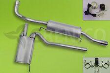 Hosenrohr Krümmerrohr Auspuff AUDI A4 B5 1.6//1.8 1995-2001