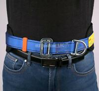 Safety Rock Climbing Fall Protection Waist Belt Harness Equip with 2 D-Rings
