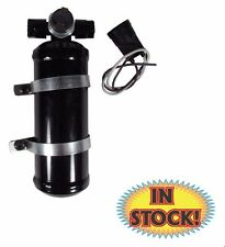 TBI Products Black A/C Dryer with Binary Switch and Brackets - DR06BB