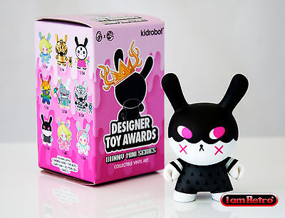 Troublemaker by Andrea Kang Kidrobot DTA Designer Toy Awards Dunny Series