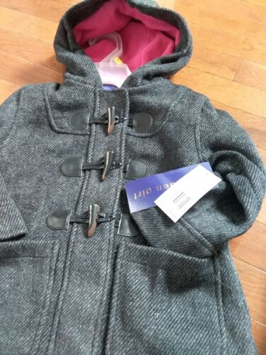 2  NEW Madden Girl Wool Blend Peacoats NET Sz 3T  MSRP 90.00 Each NEW