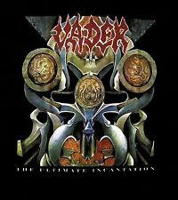 VADER cd cvr THE ULTIMATE INCANTATION Official SHIRT XL New death metal