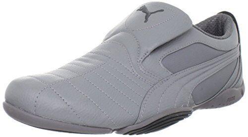 PUMA hommes Jiyu 2 Fashion Sneakers Chaussures Steel Gris /Dark Shadow 185473-08