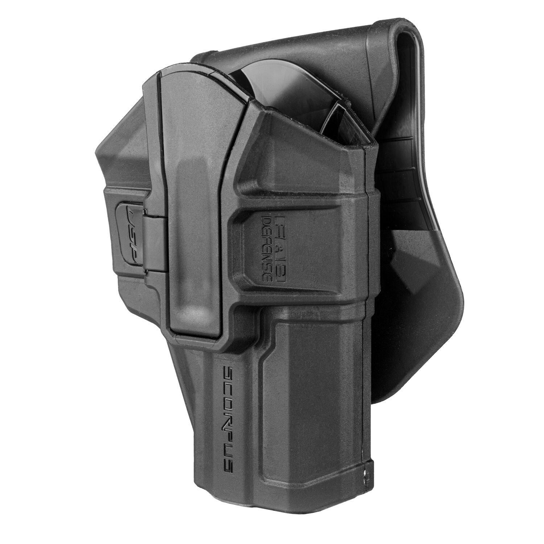 Defense FAB Scorpus Level USP - Compact & FS  40 9mm USP H&K