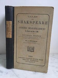 Tales-From-Shakspeare-O-Cuentos-Shakspeariens-J-Fougeron-Belin-Hermanos