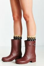 Hunter Original Ankle Boots Size 6 MSRP: $165 New Women