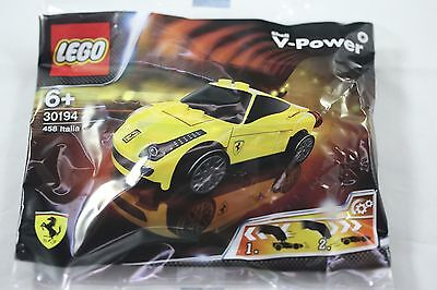 LEGO FERRARI 150° ITALIA Polybag Set 30190 Roll-Back Power