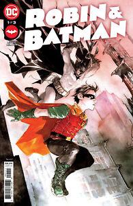 ROBIN & BATMAN #1 (OF 3) CVR A DUSTIN NGUYEN (09/11/2021)