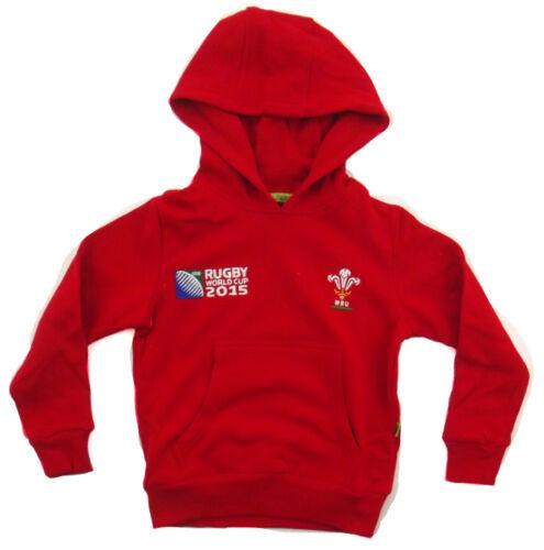 Pays de Galles RWC 2015 Overhead Baby Hoody