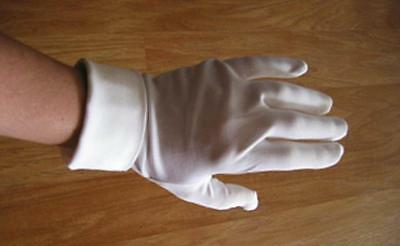 Hellsing Cosplay White Gloves for Seras Victoria or Mario Bros costume
