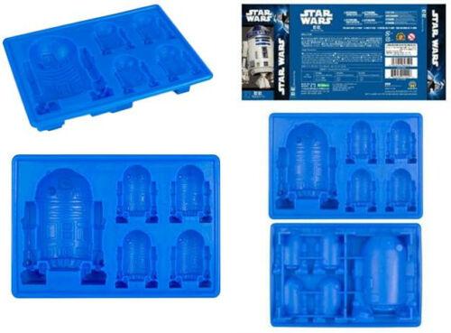 Official R2D2 Silicone Ice Cube//Gâteau Moule Plateau-Scellé En Pack Star Wars