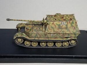DRAGON-ARMOR-60123-1-72-SCALE-GERMAN-034-ELEFANT-034-TANK-DESTROYER-DIECAST-MODEL