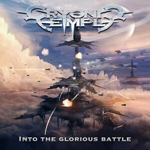 CRYONIC-TEMPLE-Into-The-Glorious-Battle-CD