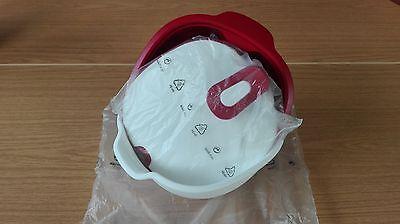 Tupperware Warmie Tup Sieb Servierer neu 2,4 Liter Thermo Behälter neu