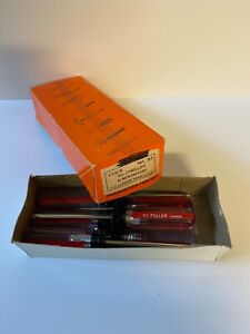 Vintage-Fuller-Phillips-Screwdrivers-Box-NOS-Unused-Qty-6-LOT-1