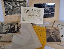 Lot 1940s Phi Mu Sorority Florida University Pledge Manual Panhellenic Book