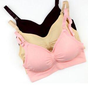 Women-Wire-Free-Nursing-Bra-Maternity-Breastfeeding-Pregnant-Underwear