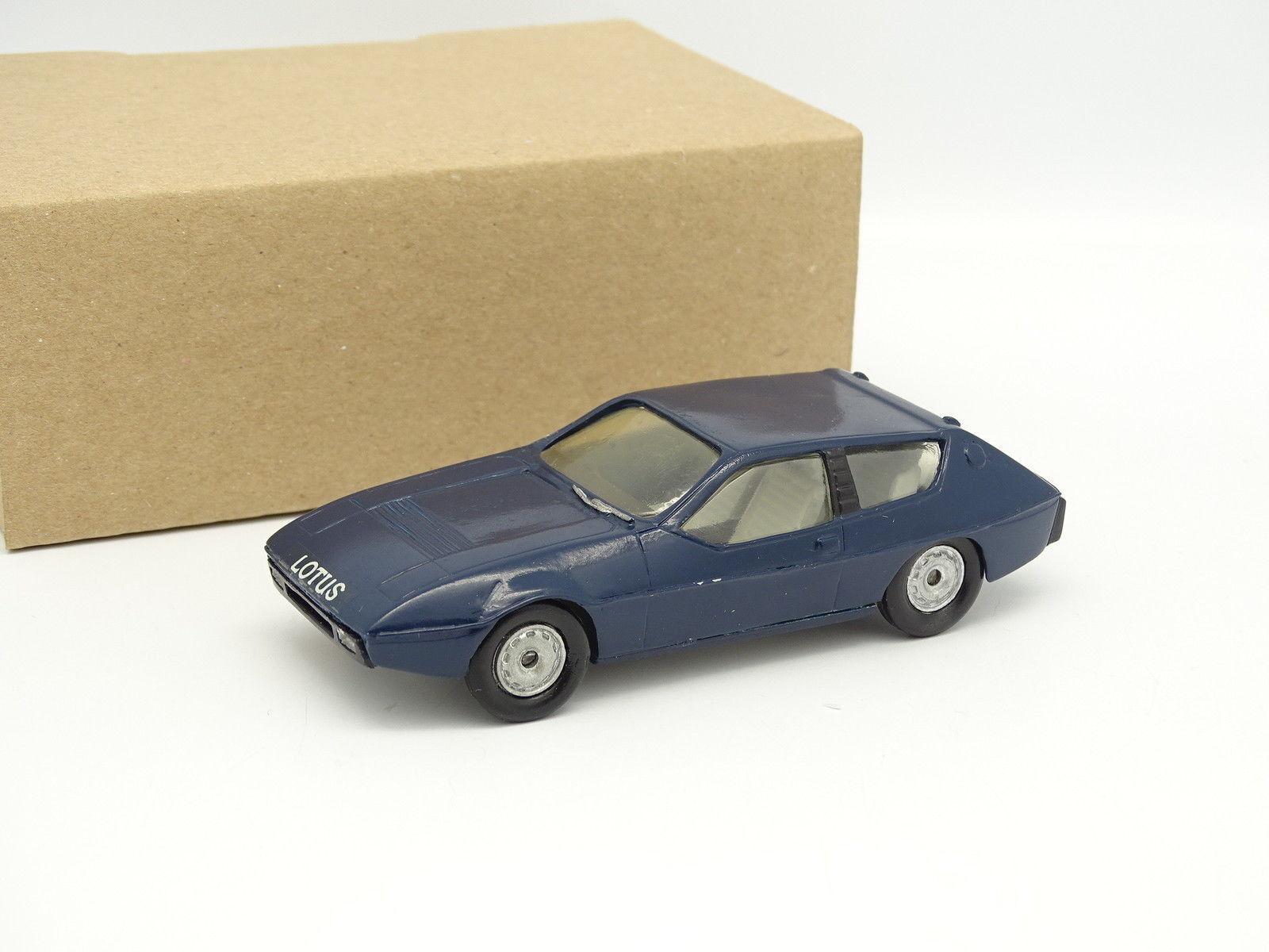 Mikansue Kit montado Metal 1 43 - Lotus Elite Azul