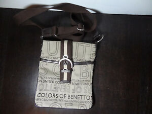 Image Is Loading United Colors Of Benetton Crossbody Hipster Handbag Purse