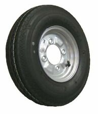 BRAND NEW 1 X MAYPOLE MP215  Trailer Wheel /& Tyre 400mm x 8in