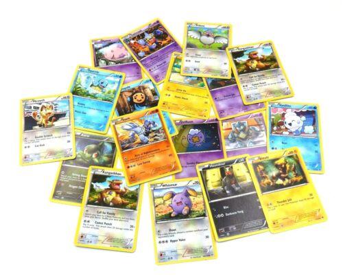 FREE SHIPPING! POKEMON PHANTOM FORCES LOT OF 100 RANDOM CARDS