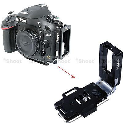 Hotshoe Adapter for Nikon D4s D800s D610 D7100 Gadget Place Neck Strap Quick Install Screw