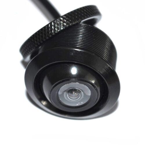 Rückfahrkamera EINBAU drehbar 170 180 360 Grad für Monitor Auto Rückfahrsystem