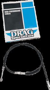 NEW DRAG SPEC 0652-1415 Black Vinyl High Efficiency Clutch Cable
