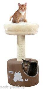 Trixie-Elisa-Cat-Scratching-Post-78-cm-Brown-Beige