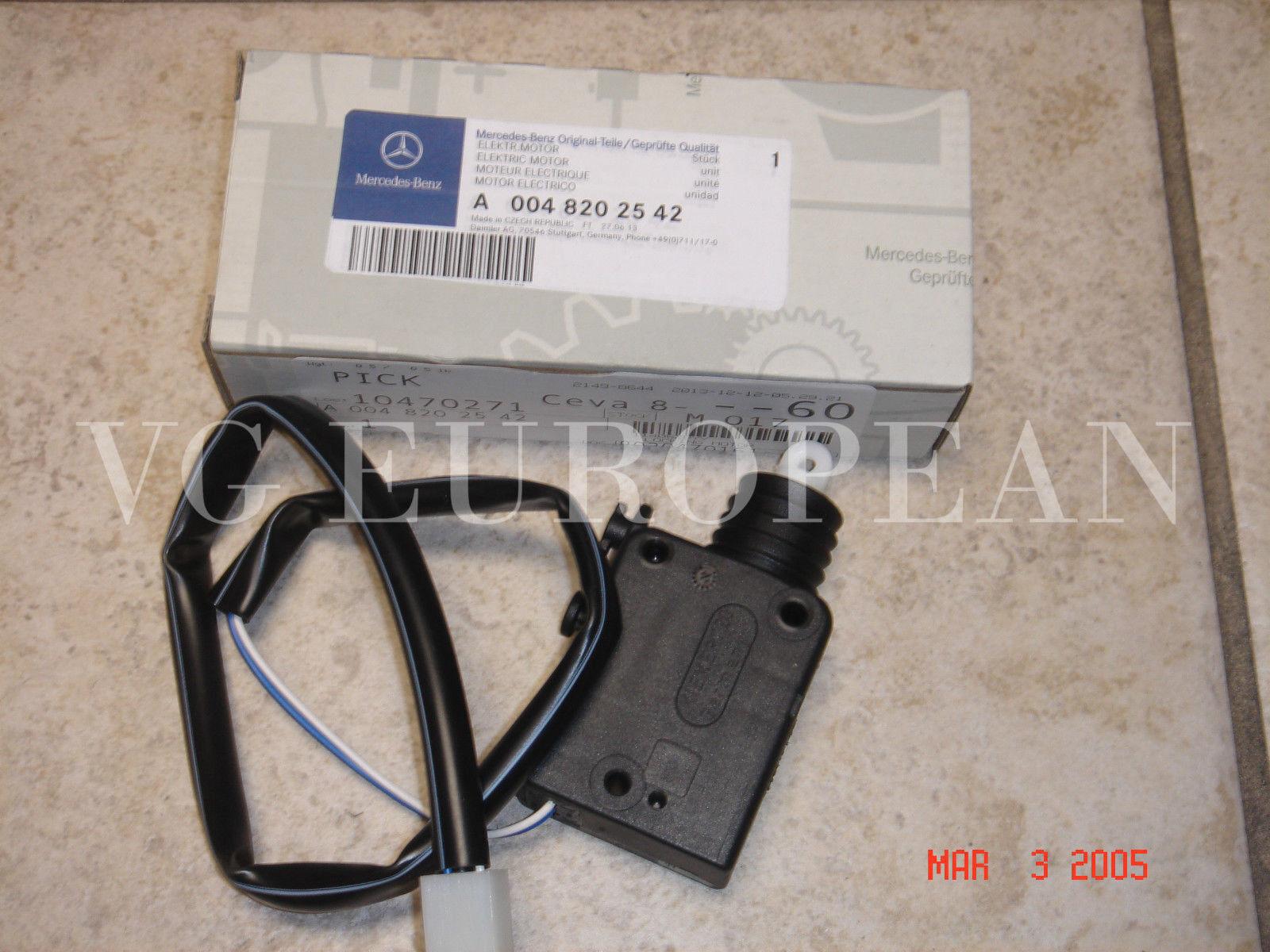 For 2009-2018 Mercedes G550 Door Lock Actuator Motor Genuine 73839GC 2010 2011