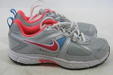 NIKE DART 9 (GS/PS) Mens SHOES 443393-007  silver  size  6.5