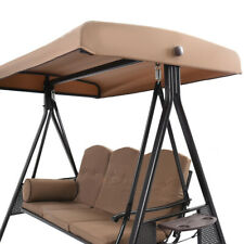 Transcontinental Group Havana 3 Seat Swing Steel Bronze For Sale Online Ebay