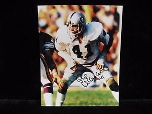 Phil-Villapiano-Oakland-Raiders-autographed-8x10-photo-photo-2