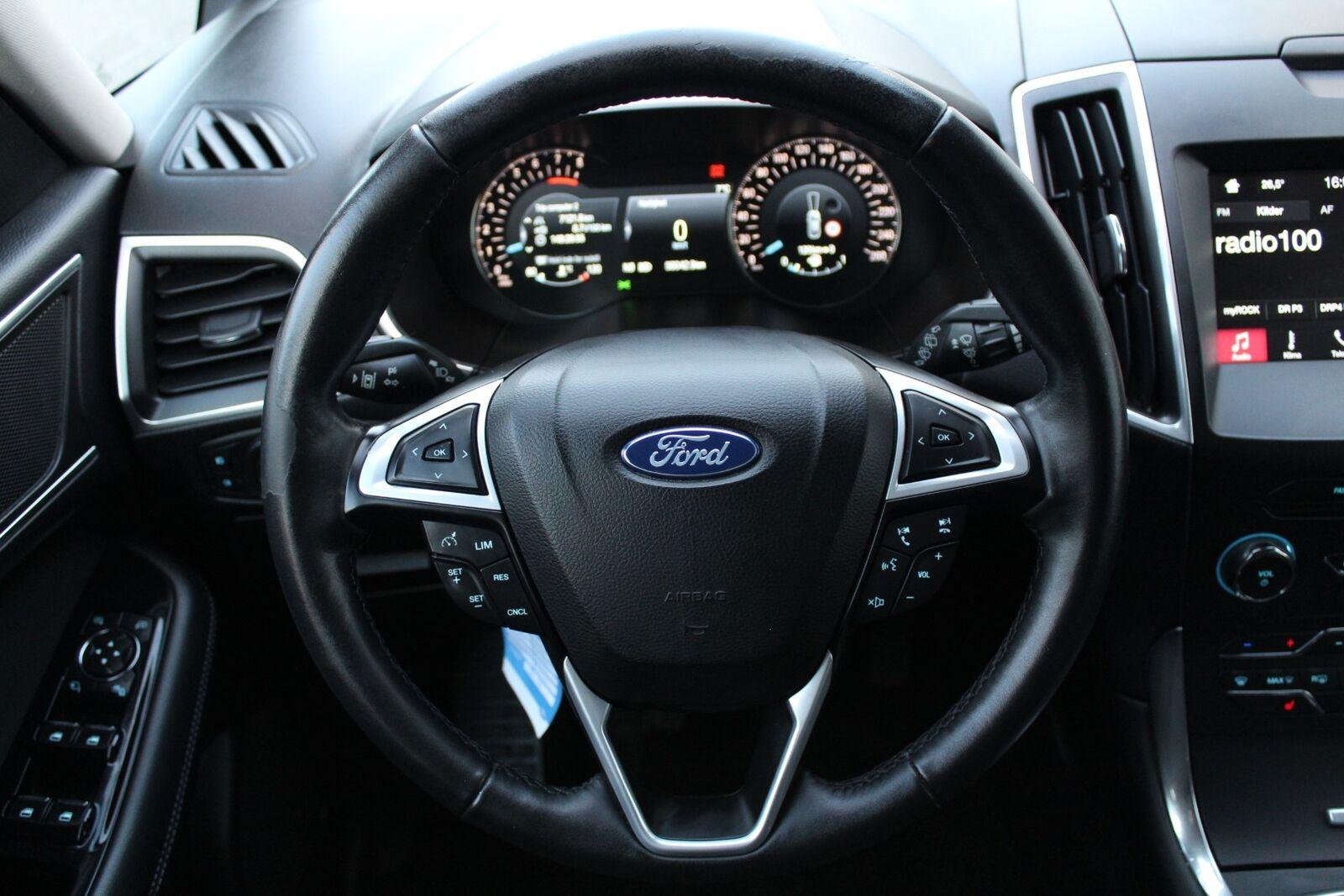 Ford S-MAX 1,5 SCTi 160 Titanium 7prs - billede 8