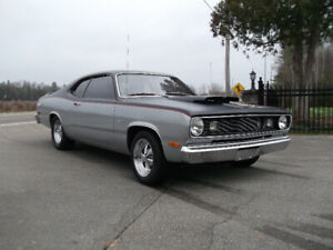 PLYMOUTH DUSTER 340 WITH 7500 ORIGINAL MILES